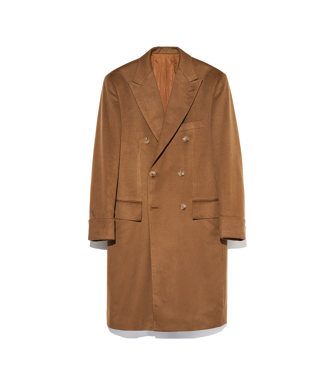 The Classic Cashmere Coat